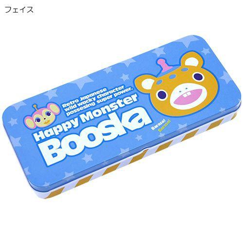 快獣ブースカ◎ブリキ缶ペンケース(筆箱)☆面白ステーショナリーグッズ通販☆/シネマコレクション