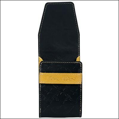 Vivienne Westwood ヴィヴィアン ウエストウッド 正規品 モノグラム シガレットケース ブラック
