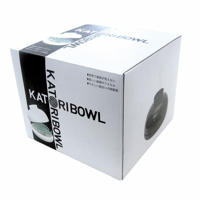 KATORI BOWL 蚊取り線香 アウトドア スタンド 皿 虫除け[倉庫A] (メール便不可)