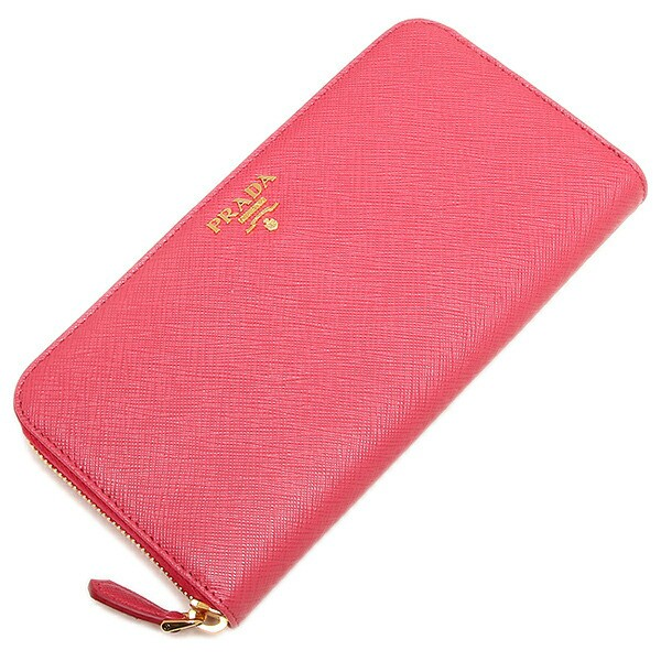 【あす着】プラダ 長財布 PRADA 1ML506 QWA F0505 ピンク レディース