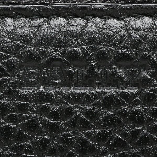 【あす着】バリー メンズ 長財布 BALLY 6208224 ブラック
