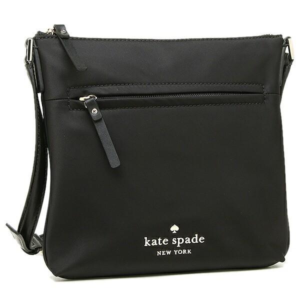 【あす着】ケイトスペード ショルダー KATE SPADE PXRU7649 001 ブラック レディース