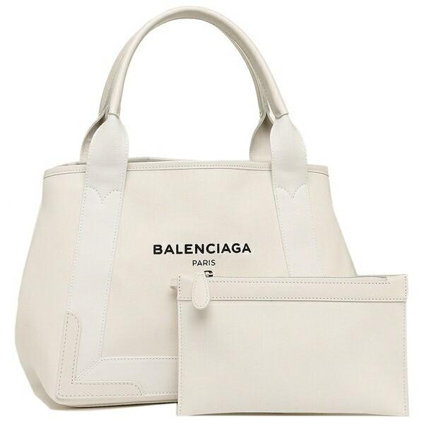 【あす着】バレンシアガ トートバッグ レディース BALENCIAGA 339933 9DH1N 9090 ホワイト ブラック