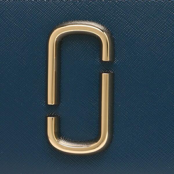 【あす着】マークジェイコブス 長財布 レディース MARC JACOBS M0013352 455 ブルーマルチ