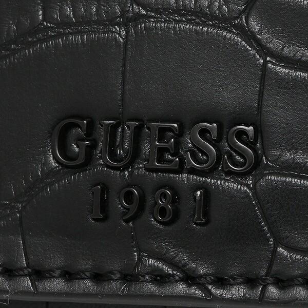 【あす着】ゲス ショルダーバッグ レディース GUESS CB695878 BLA ブラック