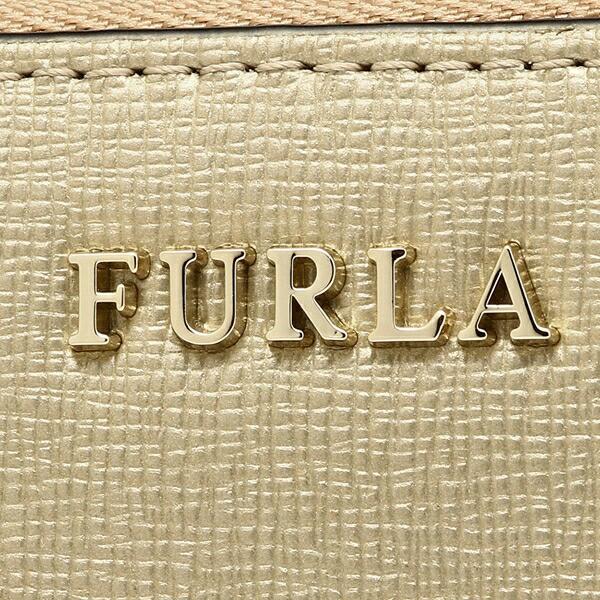 【あす着】フルラ 二つ折財布 レディース FURLA 922598 PR84 CGD ゴールド