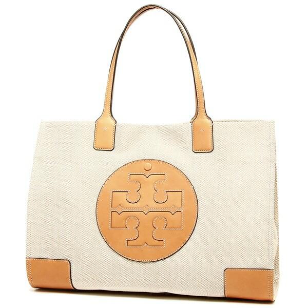 236da3b90ebf TORY BURCH(トリーバーチ)のトートバッグが入荷しました☆正面に配された大きなブランドロゴがインパクト抜群のバッグです。開口部はマグネット留めで使いやすく、底  ...