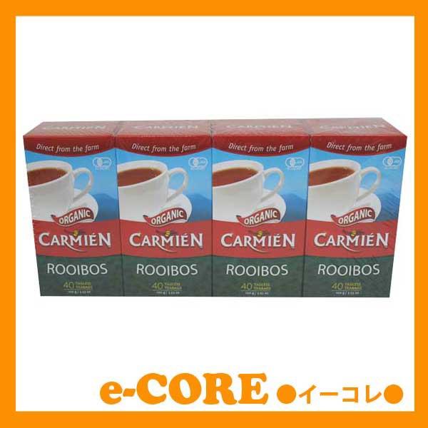 (cw571555)CARMIEN オーガニックルイボスティー ルイボス茶 160パック 400g