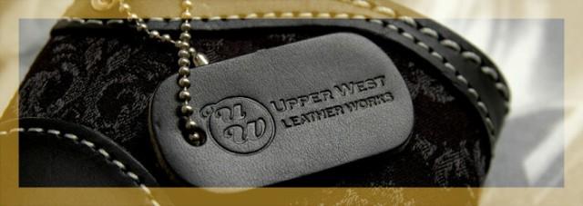 UPPER WEST 財布