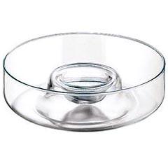 Libbey リビー ガラス製 食器 セレーヌ チップ&ディップ No.3692