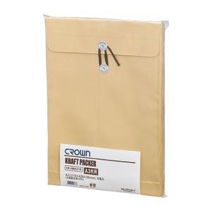 (まとめ買い)クラウン PB保存袋 A3用 10枚入 A CR-HBA310 00001670 〔×3〕