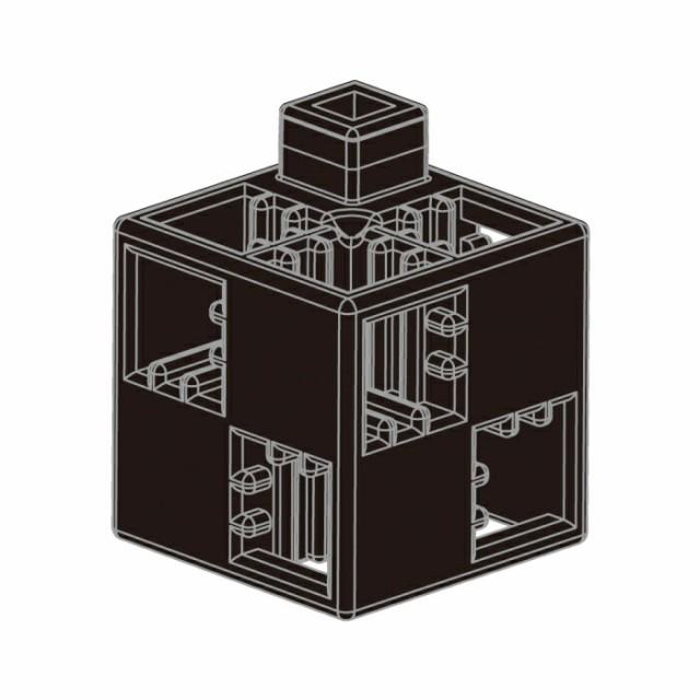 アーテックブロック 基本四角24PCSセット黒
