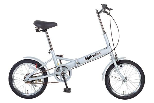 折たたみ式自転車16