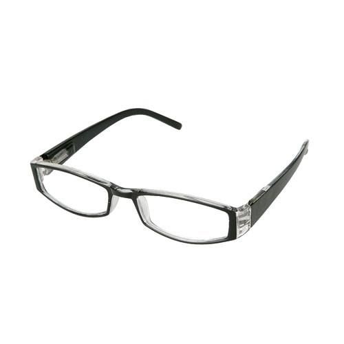 ダルトン リーディンググラス(老眼鏡) READING GLASSES BK/CLEAR 2.0 WA008BCL/2