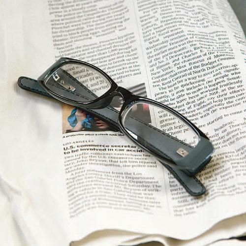 ダルトン リーディンググラス(老眼鏡) READING GLASSES BLACK 1.5 YGF43BK/1.5