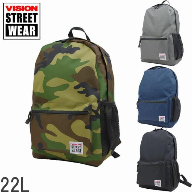デイパック リュック バックパック メンズ visio street wear vspc500