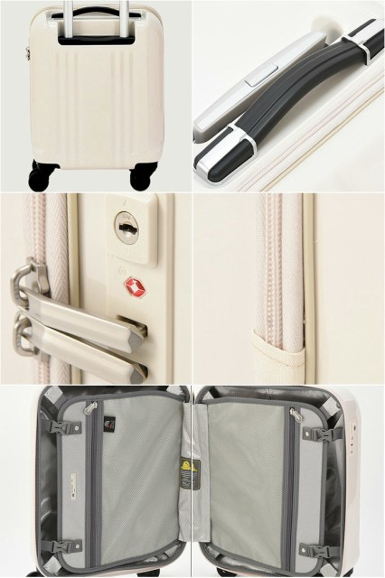 送料無料 スーツケース 機内持ち込み キャリーバック トラベルケース デカかる2 MM-5555 コインロッカー 22L A.L.I アジア ランゲージ