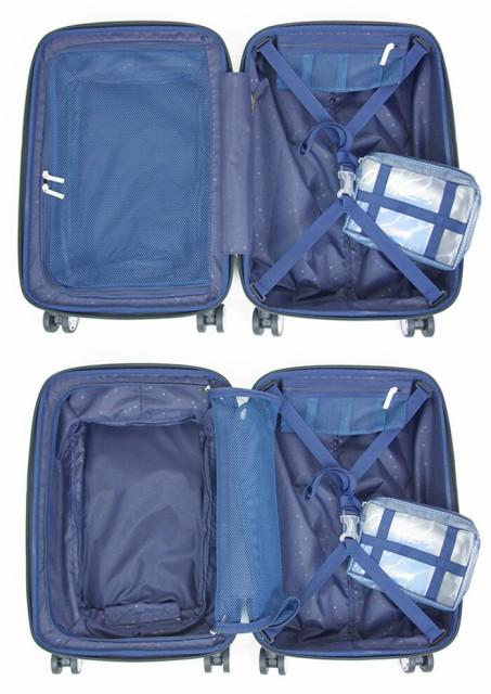 bermas バーマス スーツケース Sサイズ 機内持ち込み 34L 軽量 フロントオープン