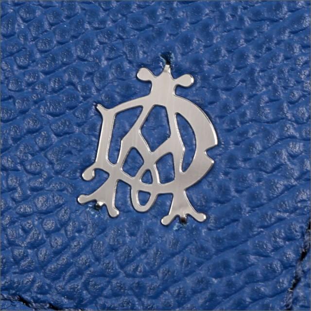 ダンヒル 財布 DUNHILL メンズ 長財布 ボードン ブルー L2Y210D
