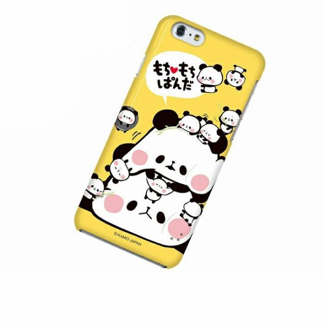 ドレスマ iPhone 6s/6(アイフォン シックス)用シェル カバー ハード ケース もちもちぱんだ IP6-12PA004