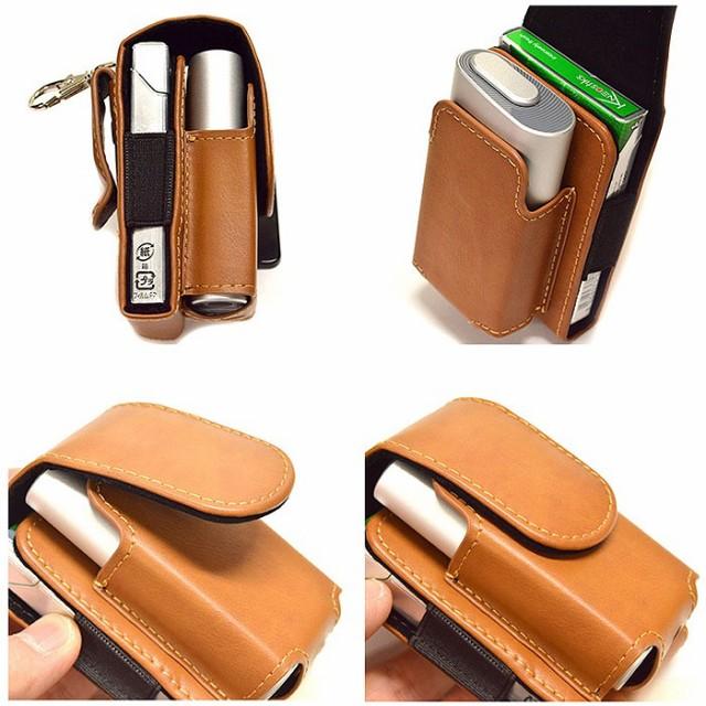 glo ケース カバー グロー 縦型収納 グローケース 電子タバコ 加熱式タバコ ケース ベルトクリップ 縦 収納ケース キャリングケース
