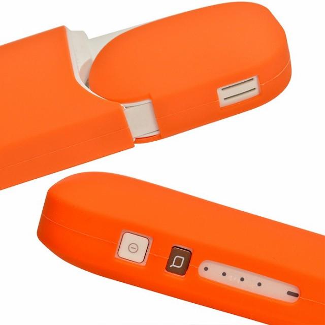 IQOS アイコス ケース カバー ソフトケース シリコン 薄型 シリコンケース スリム アイコスケース アイコスカバー 電子タバコケース