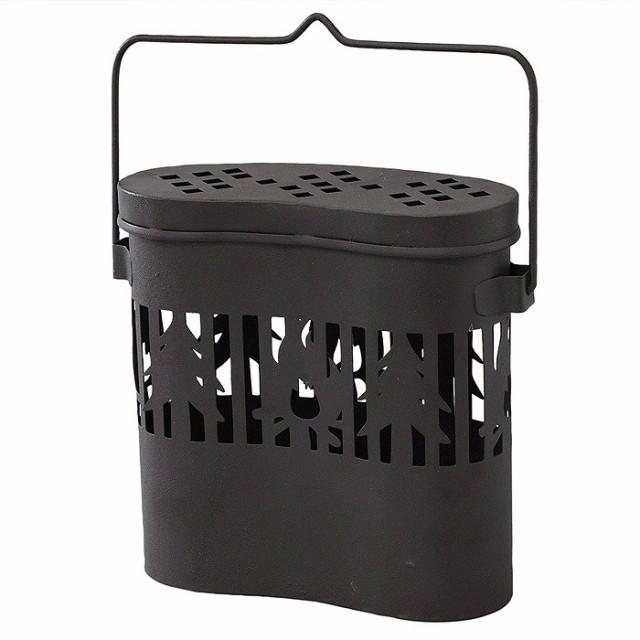 蚊取り線香入れ 蚊遣り 蚊やり アイアン蚊遣り RICE COOKER 飯盒型 飯ごう型 蚊取り線香立て 蚊取り線香ホルダー おしゃれ 虫除け対策