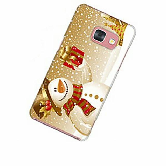 ドレスマ 季節 クリスマス カバー ケース スマホ ハード GALAXY Feel SC-04J専用