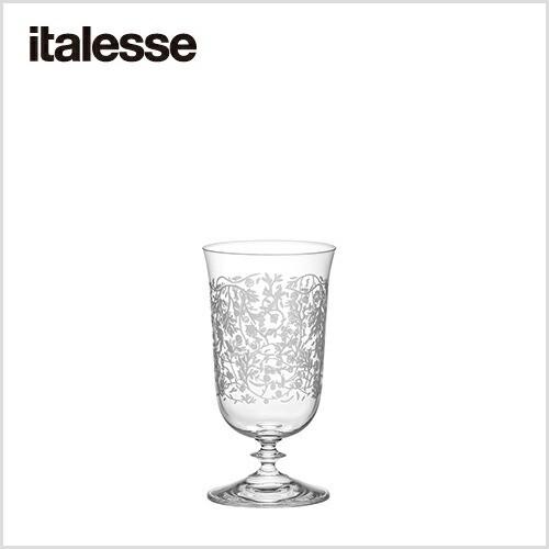 【送料無料】イタレッセ アルト・ボール タンブラー ワームウッド デコ×6脚セット タンブラーグラス italesse グラス