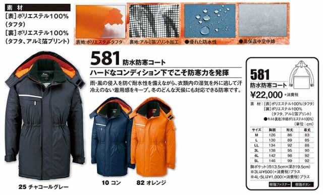 581 防水コート