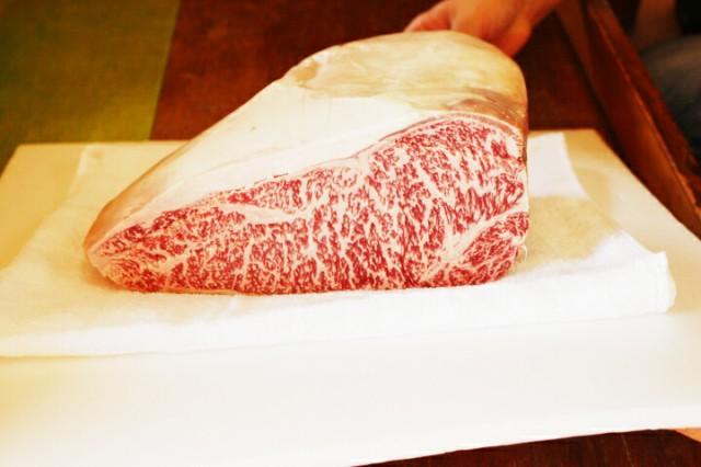 【送料無料】博多和牛ロースステーキ肉 200g×2枚