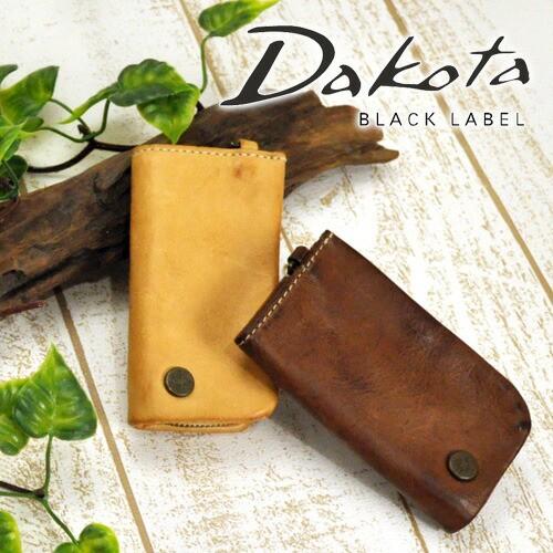 送料無料/送料無料/ダコタブラックレーベル/Dakota black label/キーケース/ベルク/623505/メンズ P10倍/牛革/キーケース