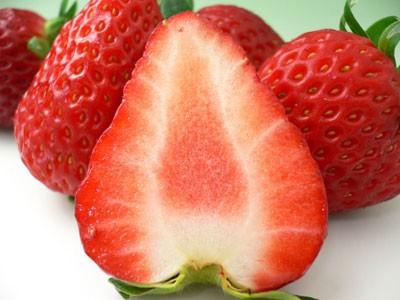 ジュ〜シ〜な果肉がぎっしり♪紅ほっぺ/いちご