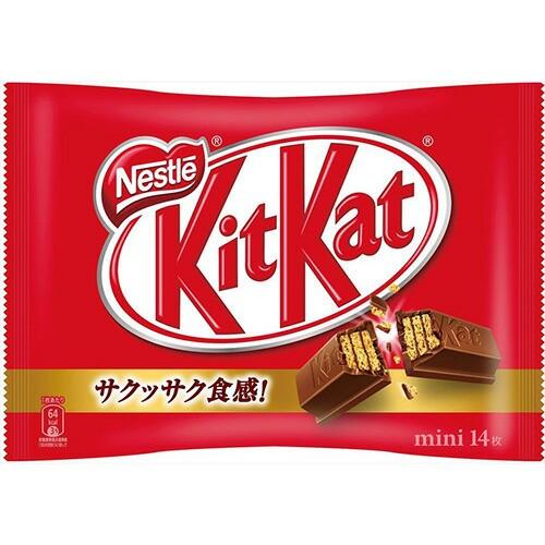ネスレ日本×キットカットミニ 14枚×6入