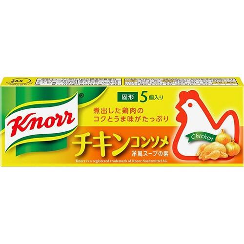 味の素 クノールチキンコンソメ 5個×10入