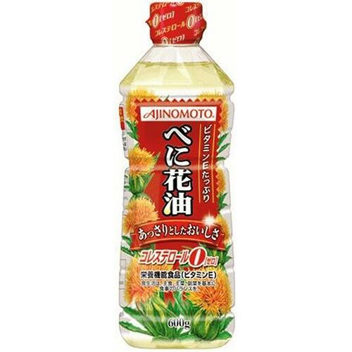 J-オイルミルズ 味の素 べに花油 600g×5入