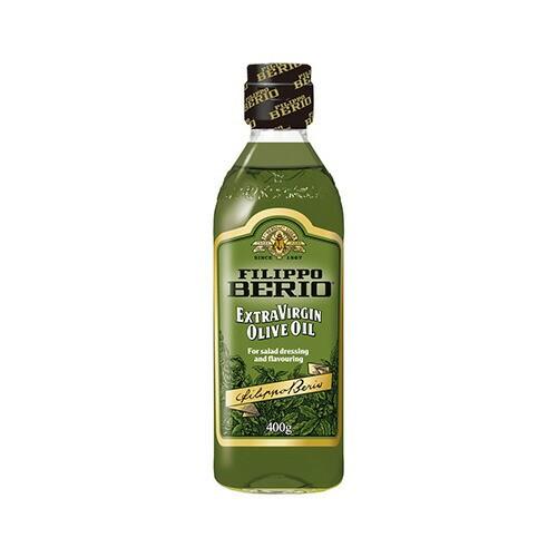 J-オイルミルズ ベリオ EXバージンオリーブ(瓶) 400g×6入