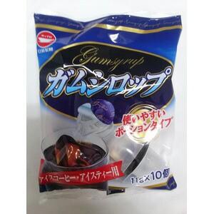 日新製糖 カップ ガムシロップ CX?10N 11gx10個×10入