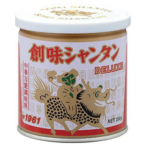 創味食品 シャンタンDELUXE 250g×3入