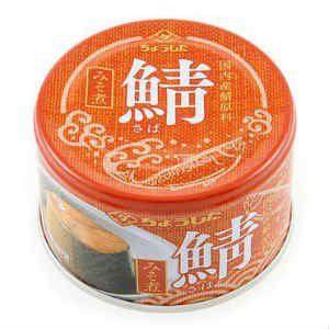 田原缶詰 ちょうした さばみそ煮 150g×12入