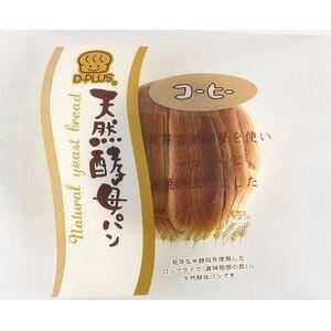 デイプラス 天然酵母パン コーヒー 12入