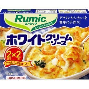 味の素 ルーミック ホワイトクリームソース 48g×10入