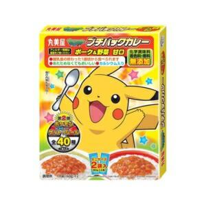 丸美屋食品 ポケモンプチパックカレー 120g×10入