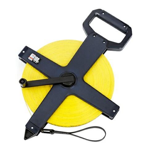 タジマ・シムロンR‐100M・YSR-100・大工道具・測定具・長尺もの巻尺・DIYツールの画像