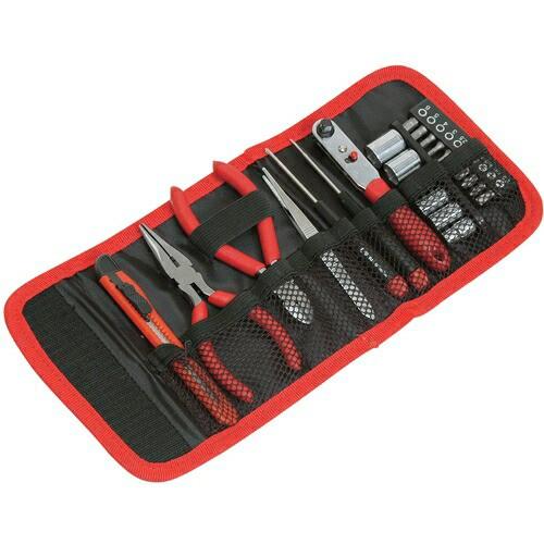 E-Value・ミニツールセット・EMT-23・作業工具・工具セット・工具セット・DIYツールの画像