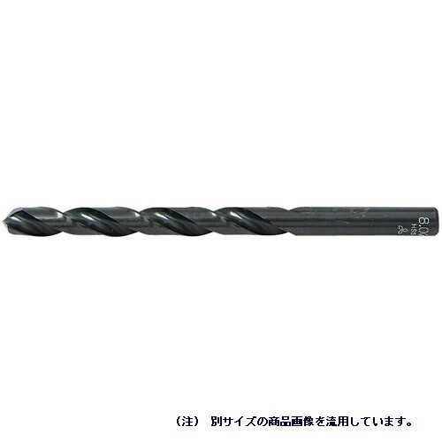 三菱・鉄工ドリル‐シンニング・3.6MM‐2PCS・先端工具・鉄工ドリル・三菱鉄工ドリル・DIYツールの画像