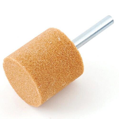 SK11・軸付砥石‐鉄工用・NO.11・先端工具・ドリルアタッチメント・軸付砥石・DIYツールの画像