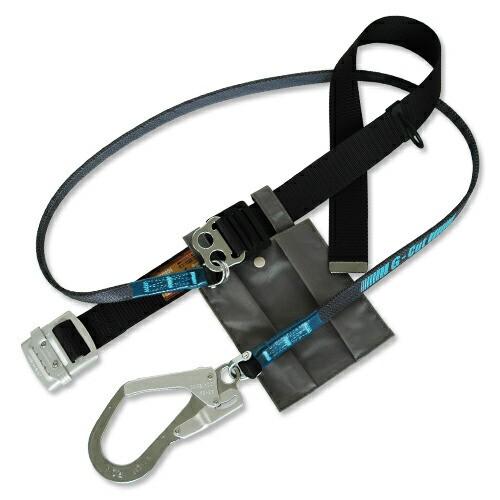 ツヨロン・Gカット安全帯・G-593-BLK-BP・先端工具・保護具・安全用品・安全帯・DIYツールの画像