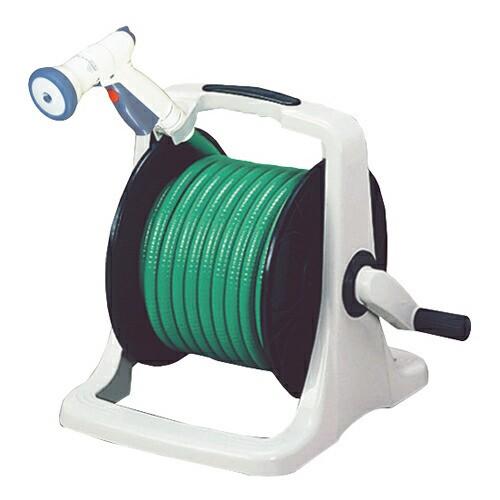 TOYOX・オレンリーEX‐20型・EXR-20S・園芸機器・散水・ホースリール・散水ホースリール・DIYツールの画像