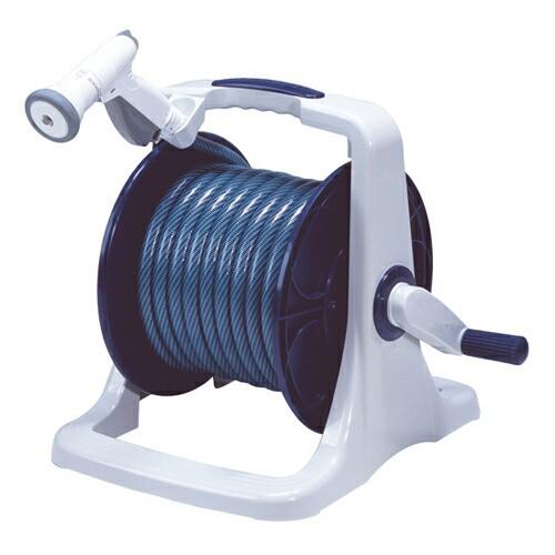 TOYOX・トヨフィットSリール・SFTR-15S・園芸機器・散水・ホースリール・散水ホースリール・DIYツールの画像